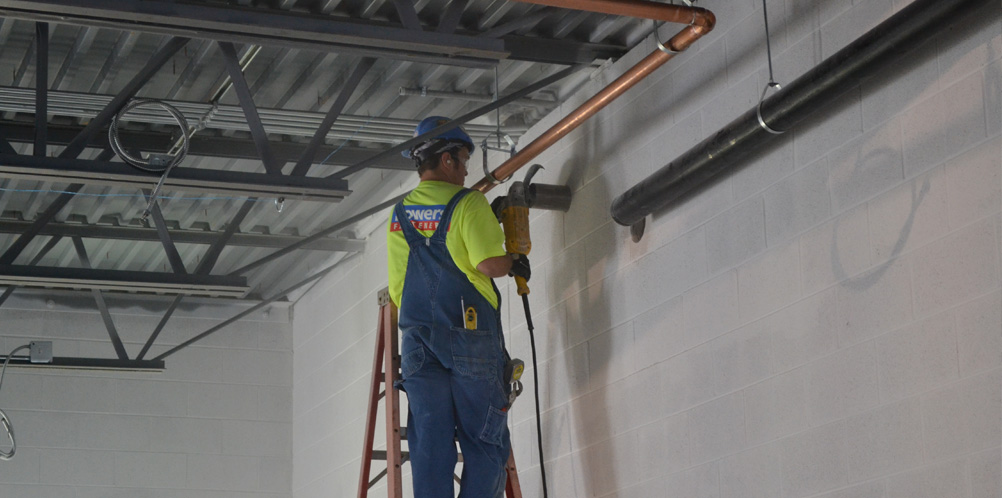 Fire sprinkler fitter pictures to pin on pinterest daddy